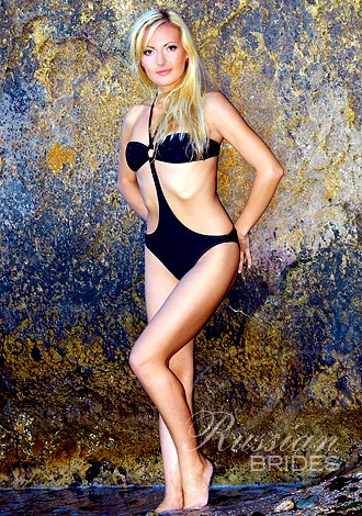 Bride Single Russian Bikini Aloena